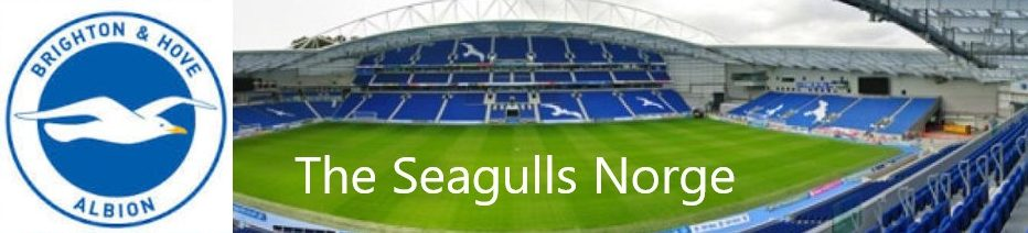 The Seagulls Norge – Norsk supporterklubb for Brighton & Hove Albion