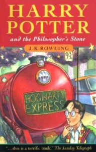 Harry Potter First Editions Hit Big