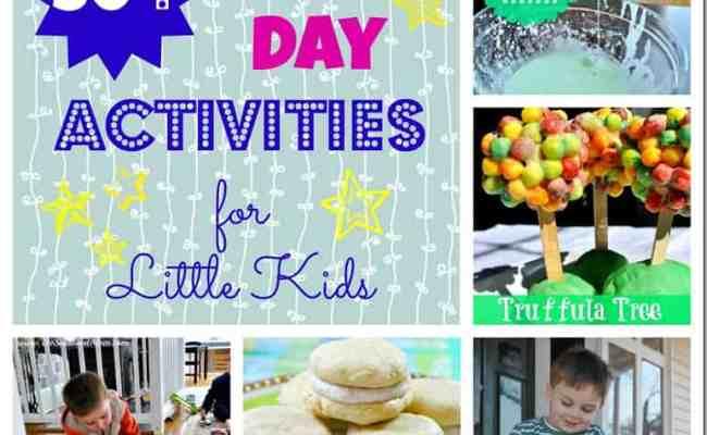 30 Rainy Day Activities For Little Kids The Seasoned Mom