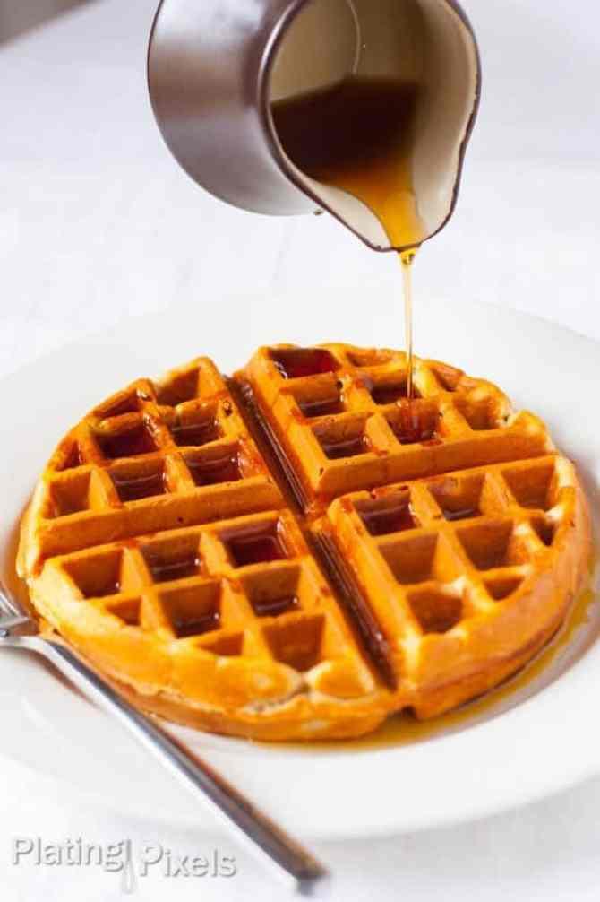 Maple-and-Peanut-Butter-Oatmeal-Waffles-Gluten-Free-7