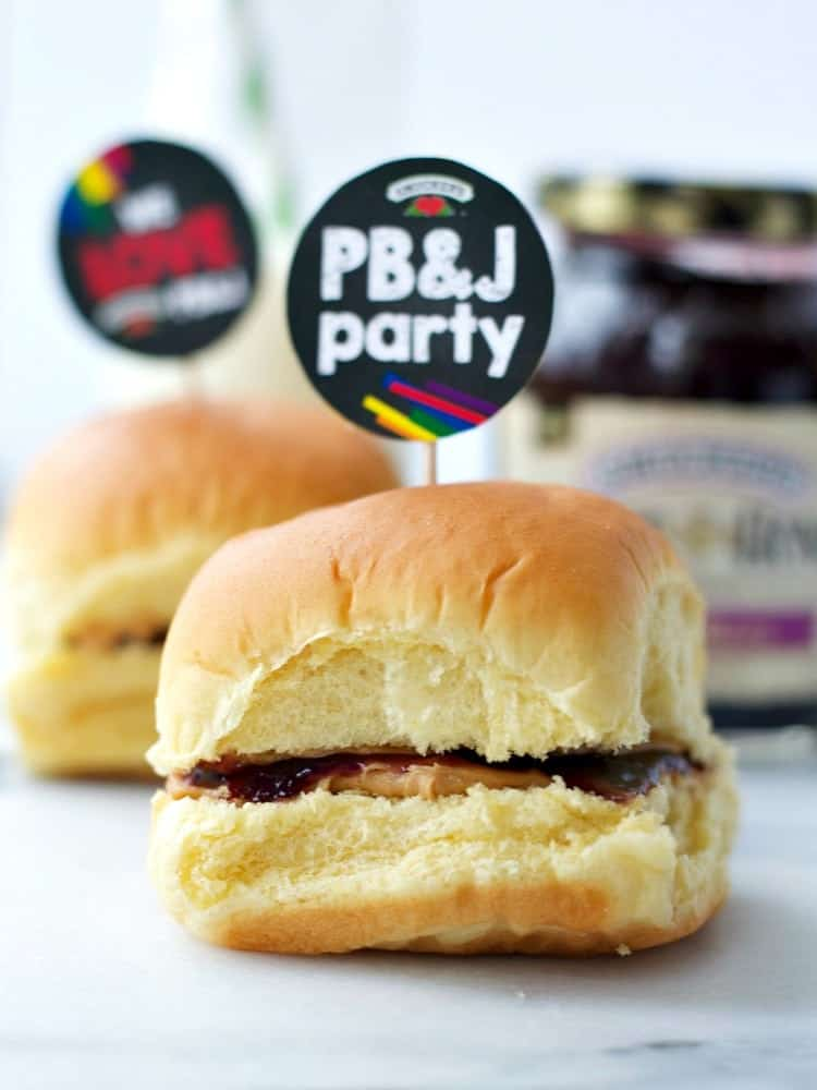 Our PB&J Party + a Giveaway!