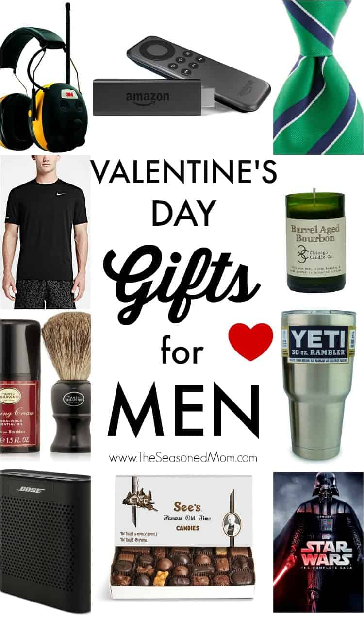 Valentines Day Gifts For Men The Seasoned Mom