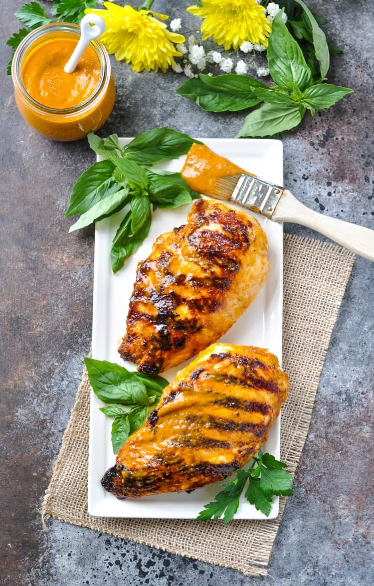 5-Minute Tuscan Chicken Marinade