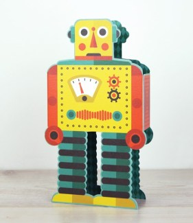 Robot by Tom Frost