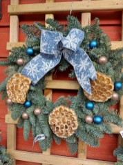 Hand decorated wreaths