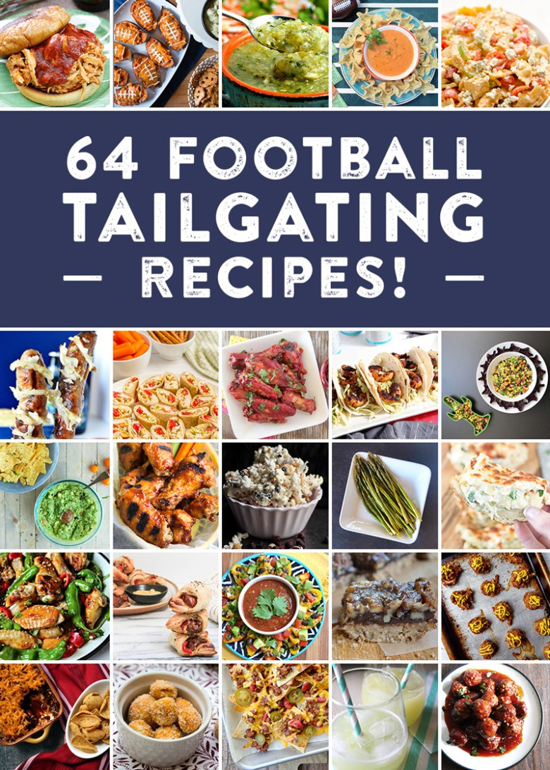 tailgating-recipes-collage