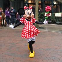 Minnie Mouse Designer Dress - Secret Obsession