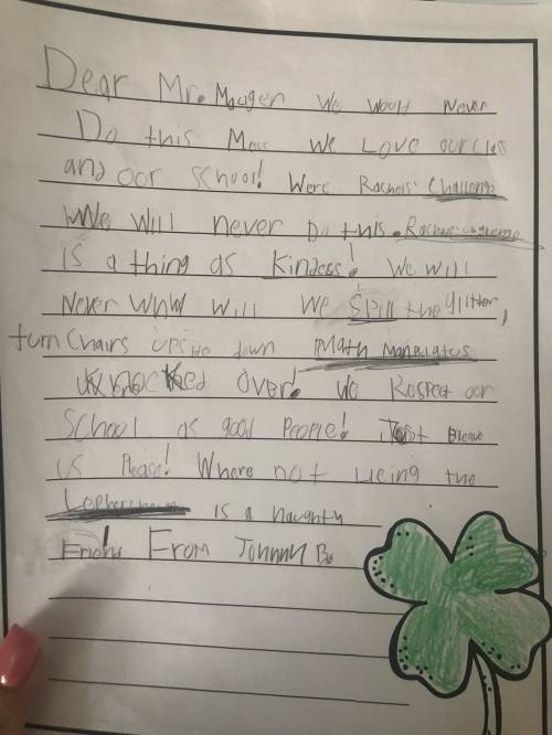 small resolution of How to Teach Persuasive Writing in First Grade - The Secret Stories