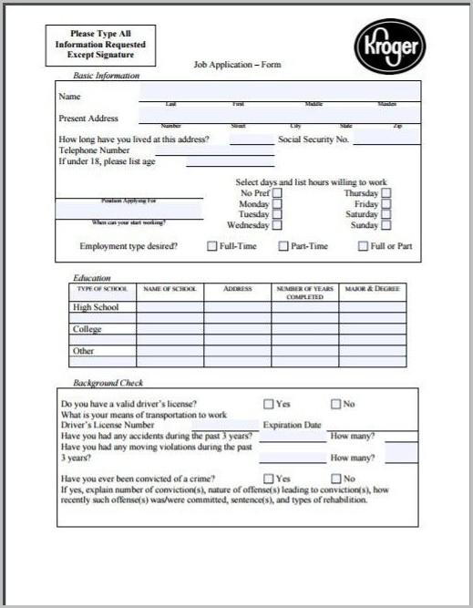 Family Dollar Online Application Form