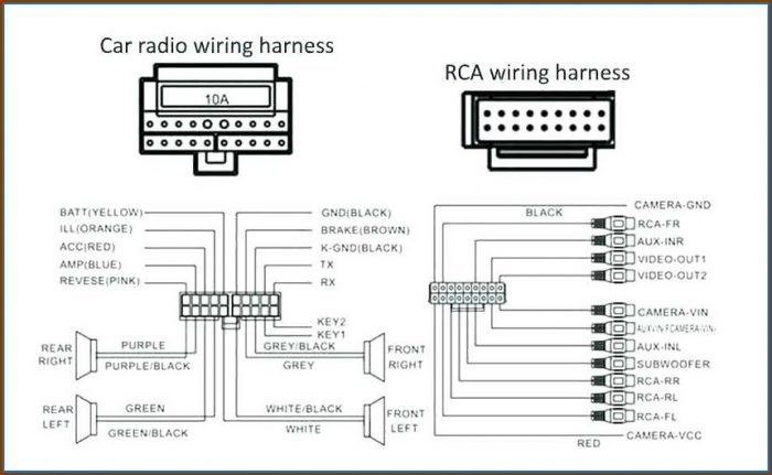 Car Stereo Wiring Diagram Pioneer Diagrams : Resume Examples