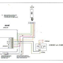 Door Entry Systems Wiring Diagram Opel Corsa B 4 Pin Coil Acet Intercom Help! - General Security & Fire Queries Installer Community