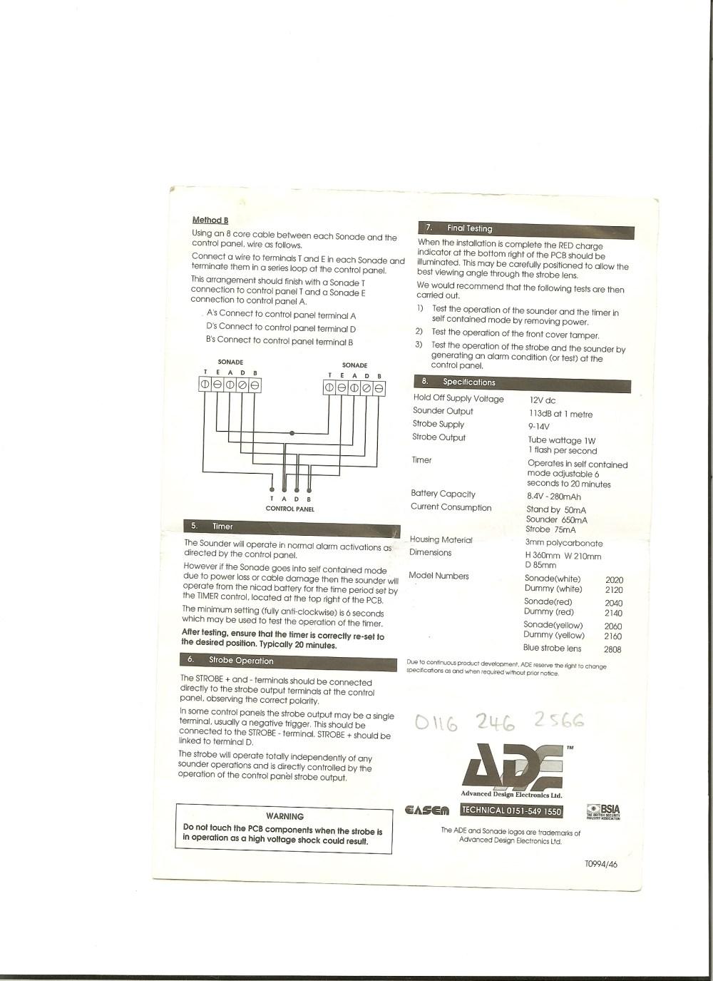 medium resolution of sonade pg2 for 2 bell box jpg