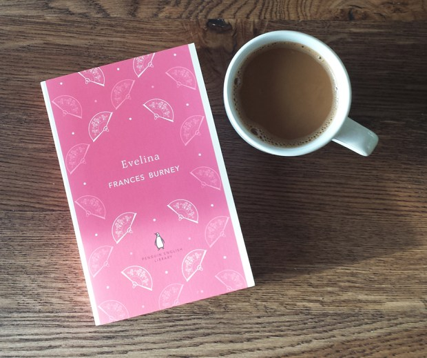 A Year in Books 2015 | Evelina by Frances Burney | These Four Walls blog