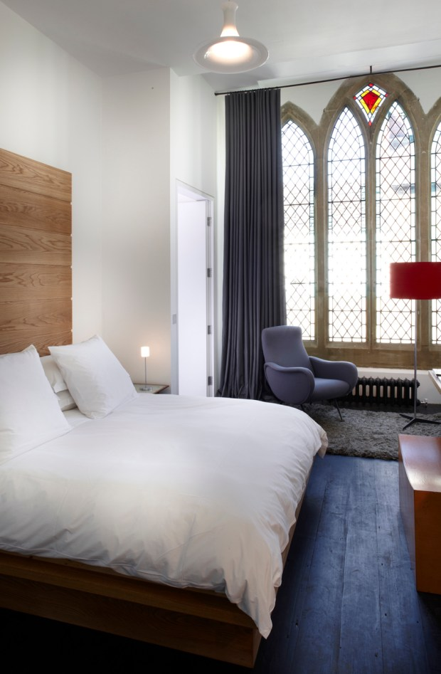 At the Chapel - a stylish Somerset hotel | These Four Walls