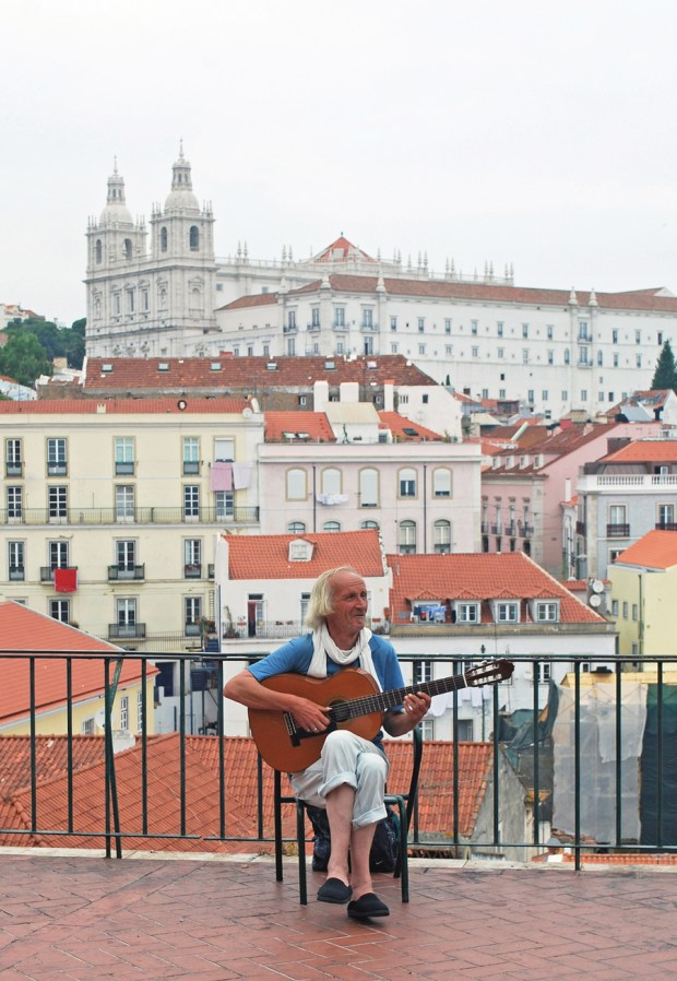 Old and new in Lisbon | These Four Walls blog