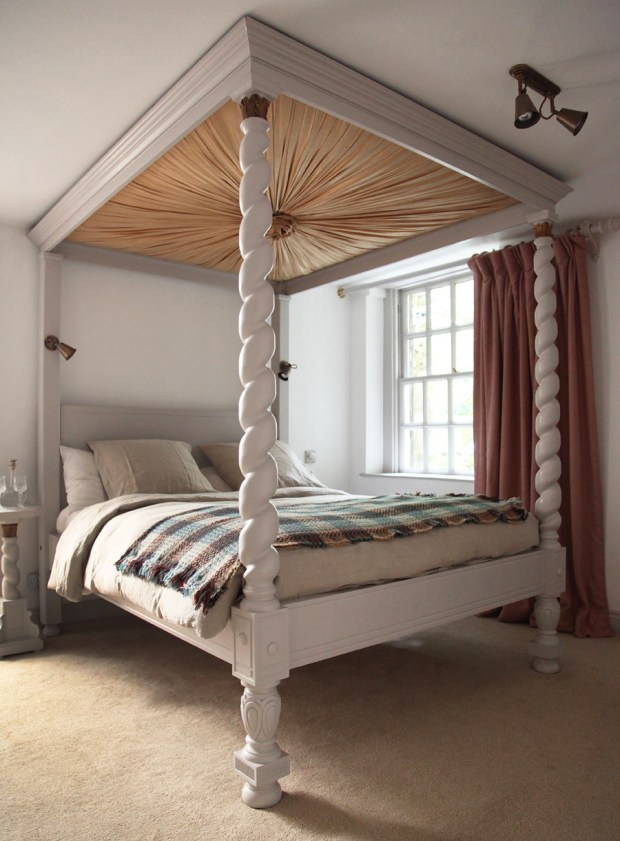 A beautifully renovated Bath B&B | These Four Walls blog