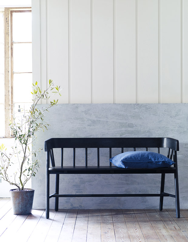 Moody blues from Rown & Wren | These Four Walls blog
