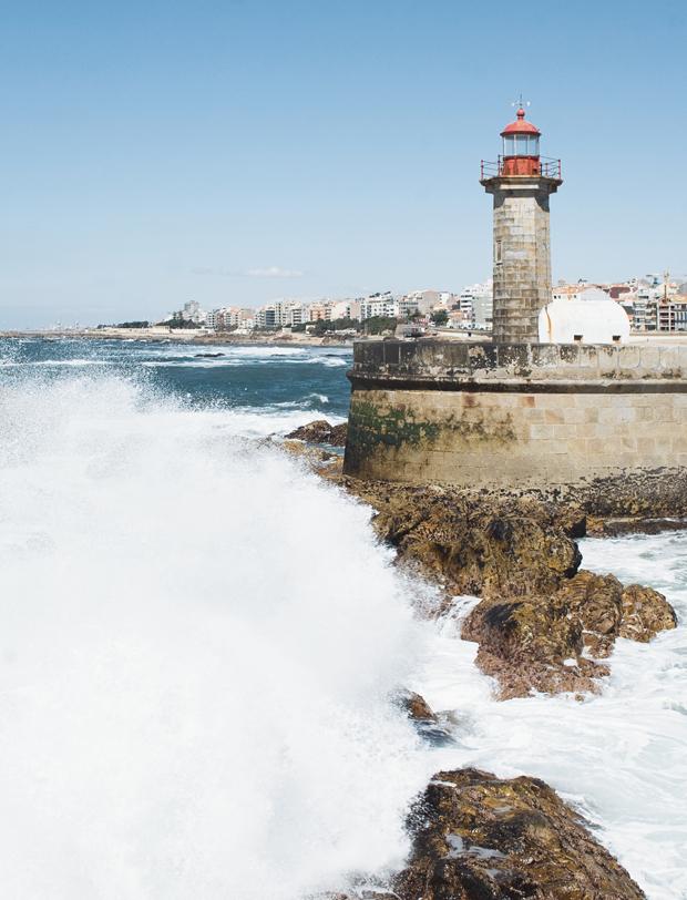 Foz do Douro - Porto | These Four Walls blog