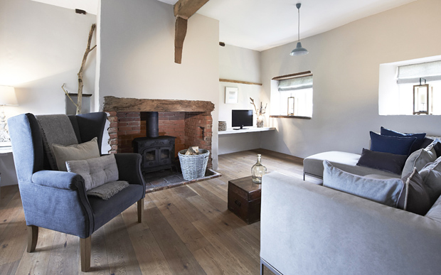 Rural chic in North Norfolk | These Four Walls blog