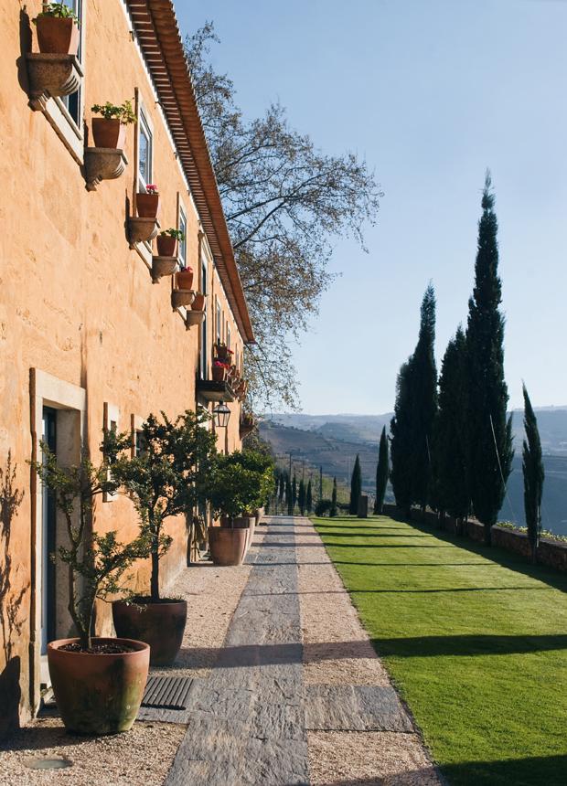 Quinta do Vallado - the Douro Valley | These Four Walls blog
