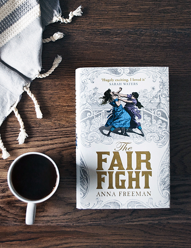 The Fair Fight by Ana Freeman | The Year in Books - May 2015 | These Four Walls blog