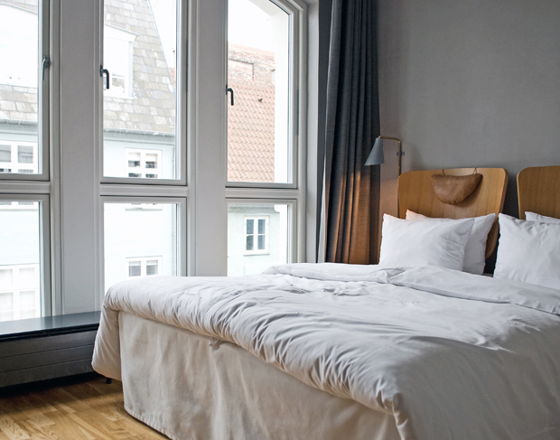 A sleek and stylish Copenhagen base | Hotel SP34 | These Four Walls blog