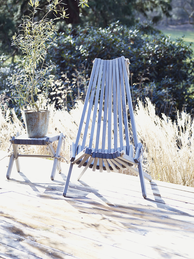 Garden furniture from Rowen & Wren | These Four Walls blog