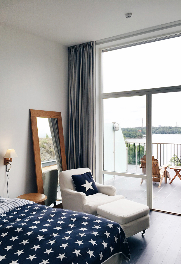 Hotel J | Lazy days in the Stockholm archipelago | These Four Walls blog