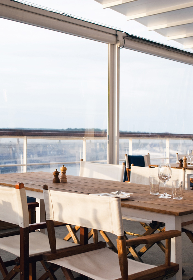 Restaurant J | Lazy days in the Stockholm archipelago | These Four Walls blog