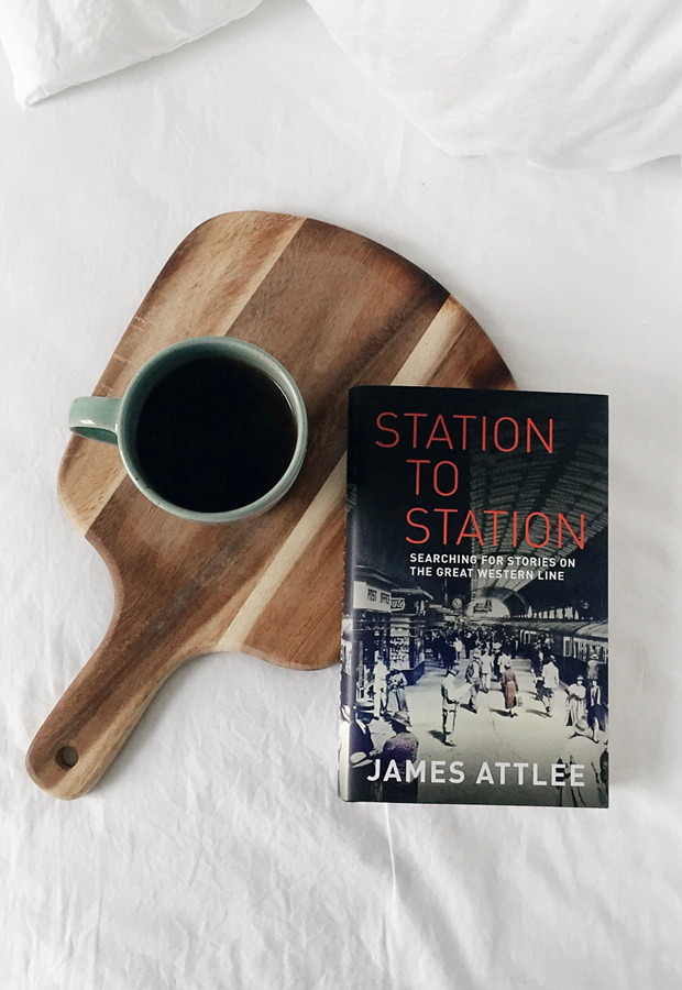 Station to Station by James Attlee | The Year in Books | August 2015 | These Four Walls blog