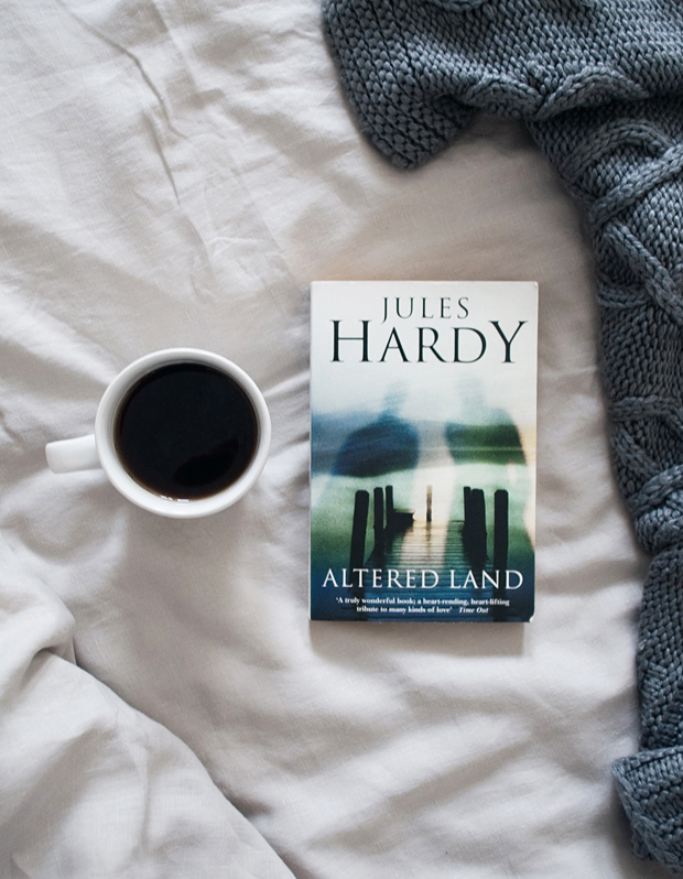 The Year in Books - October 2015   Altered Land by Jules Hardy   These Four Walls blog