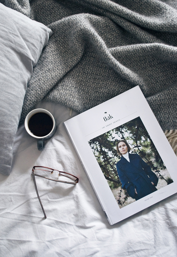 Review | Oak – The Nordic Journal | These Four Walls blog