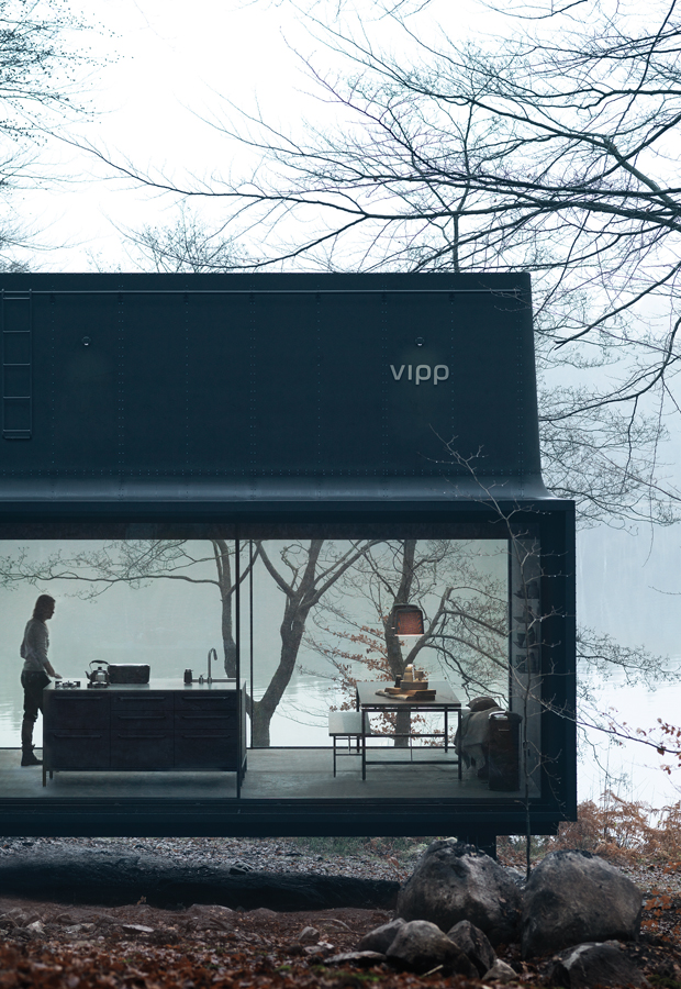 The VIPP Shelter | These Four Walls blog