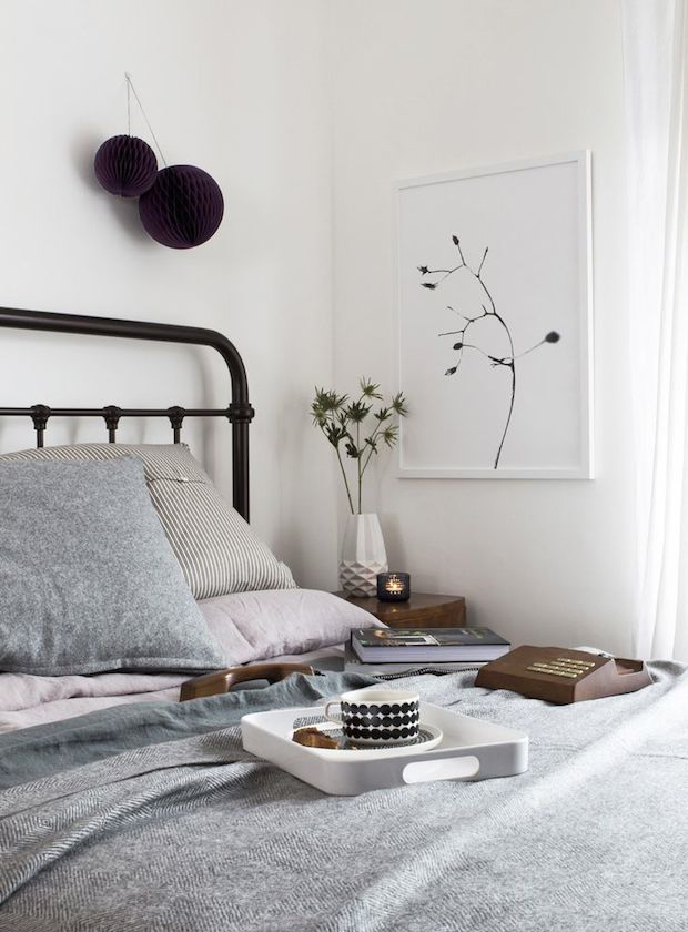 Making a guest room feel special | These Four Walls blo