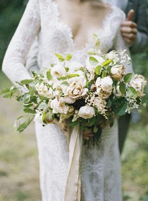 Wedding mood board | Relaxed elegance | These Four Walls blog