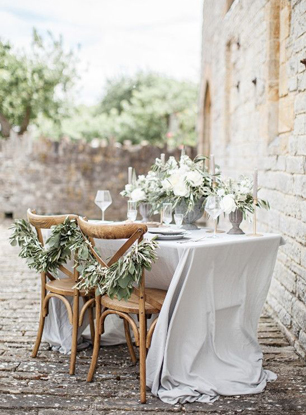 Wedding mood board | Rustic romance | These Four Walls blog
