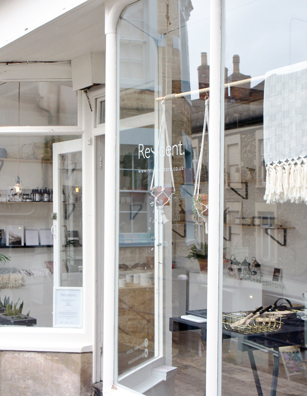 Resident's new Somerset shop | These Four Walls blog