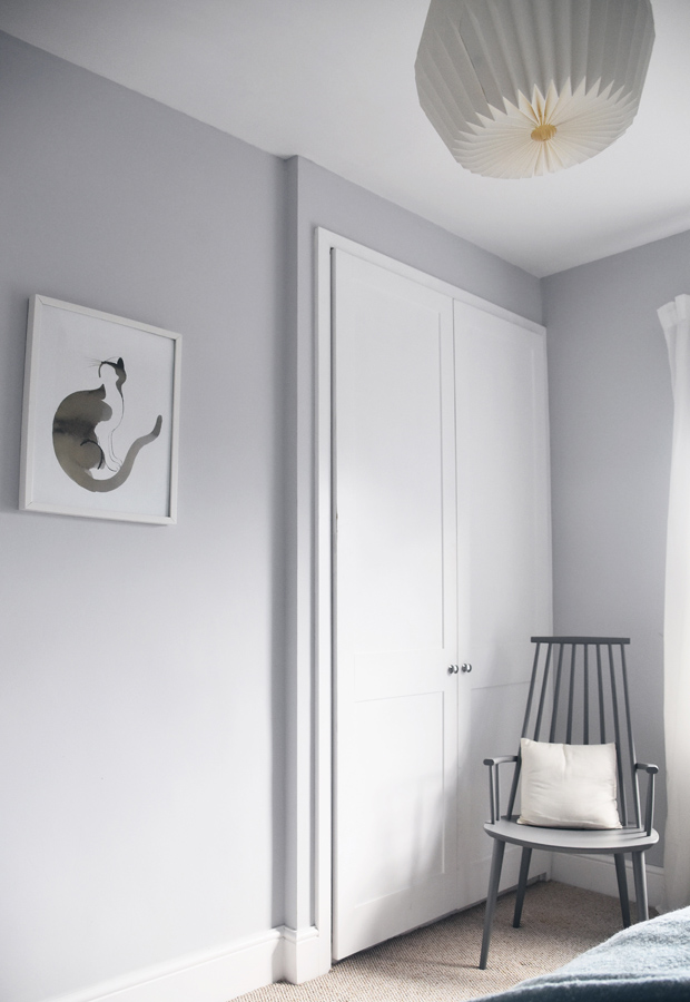 Guest room makeover | These Four Walls blog