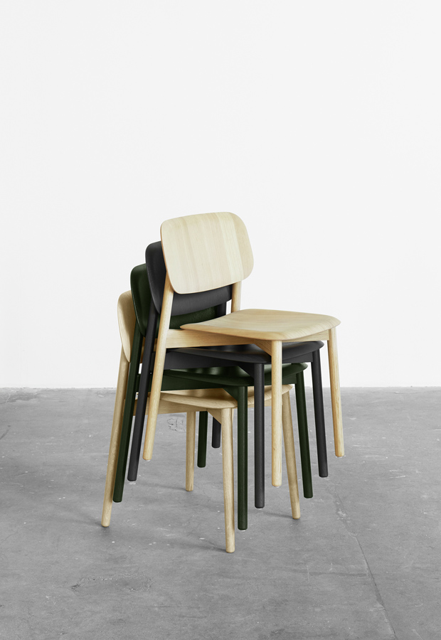 Soft Edge chairs by HAY | New furniture and homeware finds | These Four Walls blog