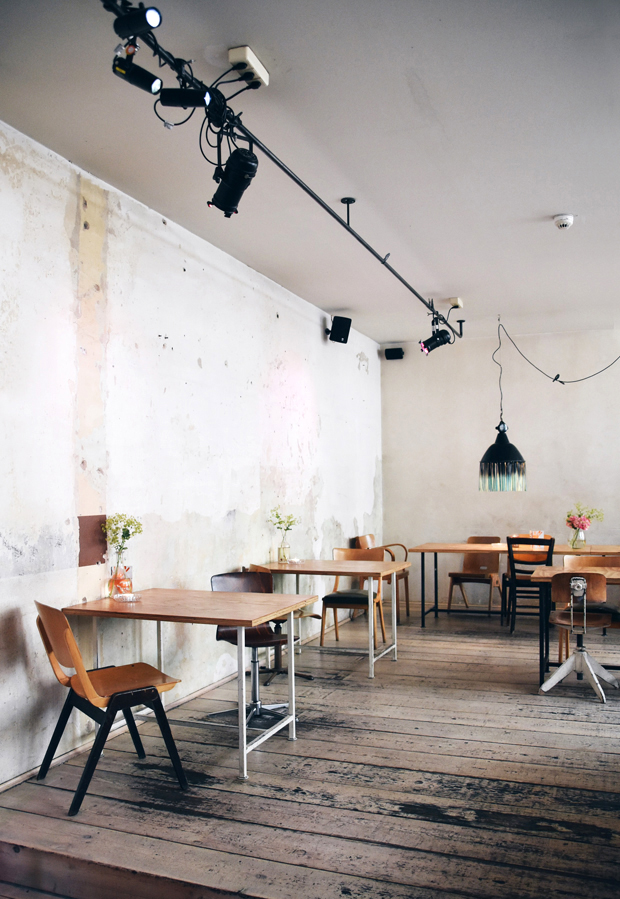 Michelberger Hotel | Berlin restaurants & cafés | These Four Walls blog