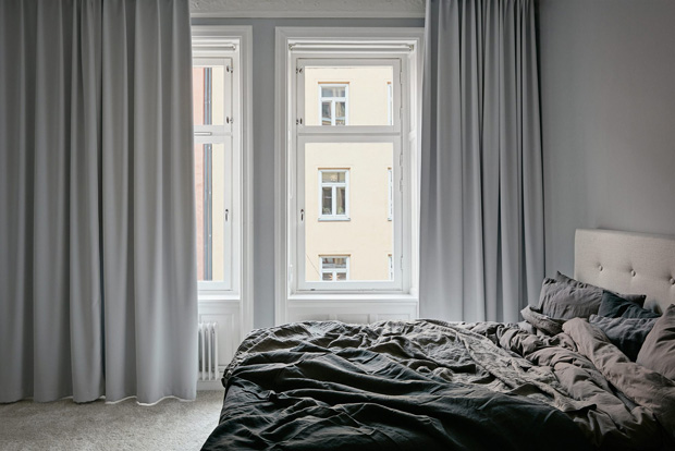 Home tour | A sleek Stockholm apartment | These Four Walls blog