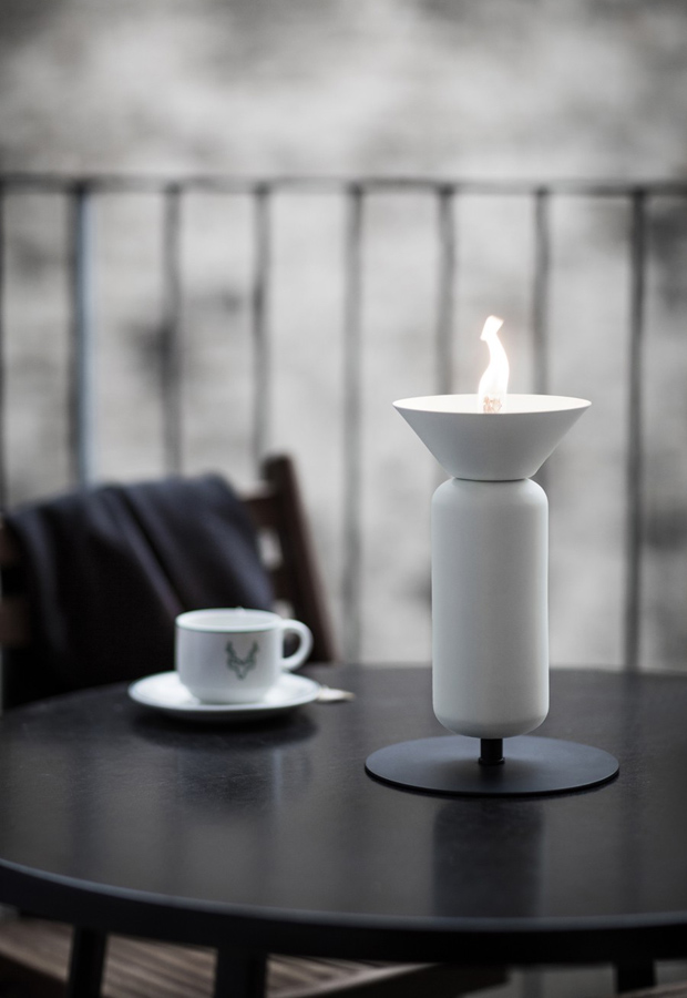 'Poppy' oil lamps from Northern Lighting | New furniture and homeware finds - September 2016 | These Four Walls blog
