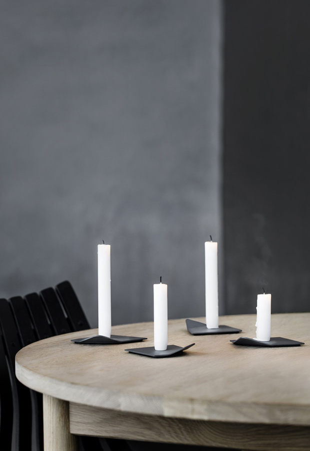 'Drift' candleholder from Northern Lighting | New furniture and homeware finds - September 2016 | These Four Walls blog