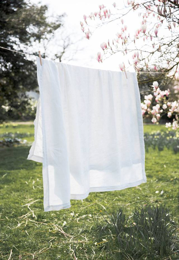 How to care for linen   These Four Walls blog