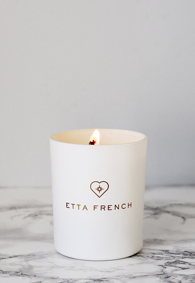 Giveaway | Win an Etta French jewellery candle from Nisi Living | These Four Walls blog