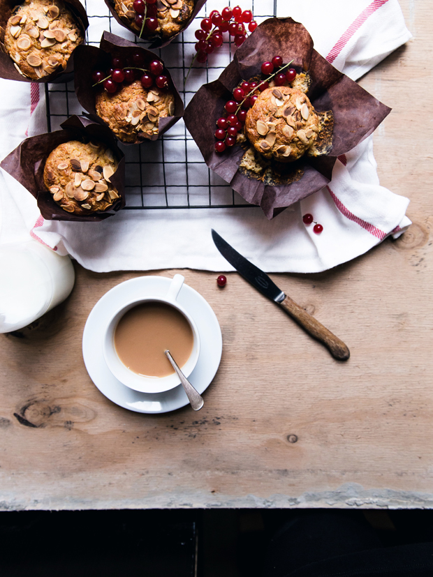 Recipe | Cranberry & orange breakfast muffins | These Four Walls blog
