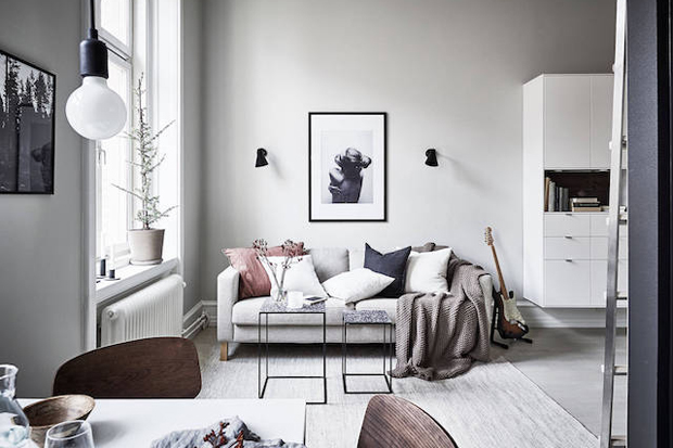 Tips for choosing the perfect shade of grey | These Four Walls blog