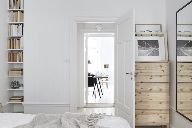 Home tour | A light-filled apartment in Stockholm | These Four Walls blog