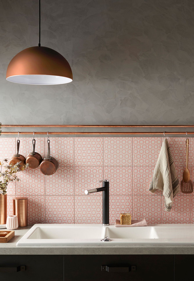 How to add pops of pink to your home | These Four Walls blog