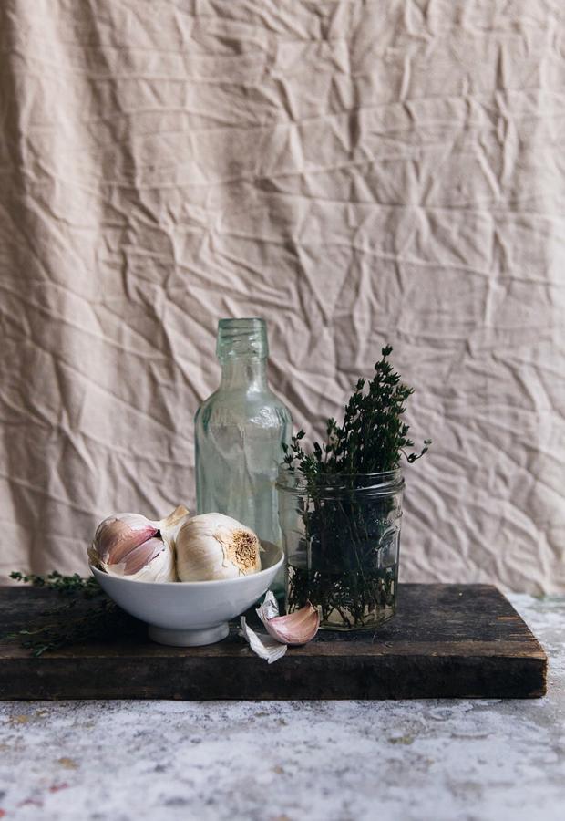 Recipe | Artichoke, garlic & cannellini bean soup | These Four Walls blog
